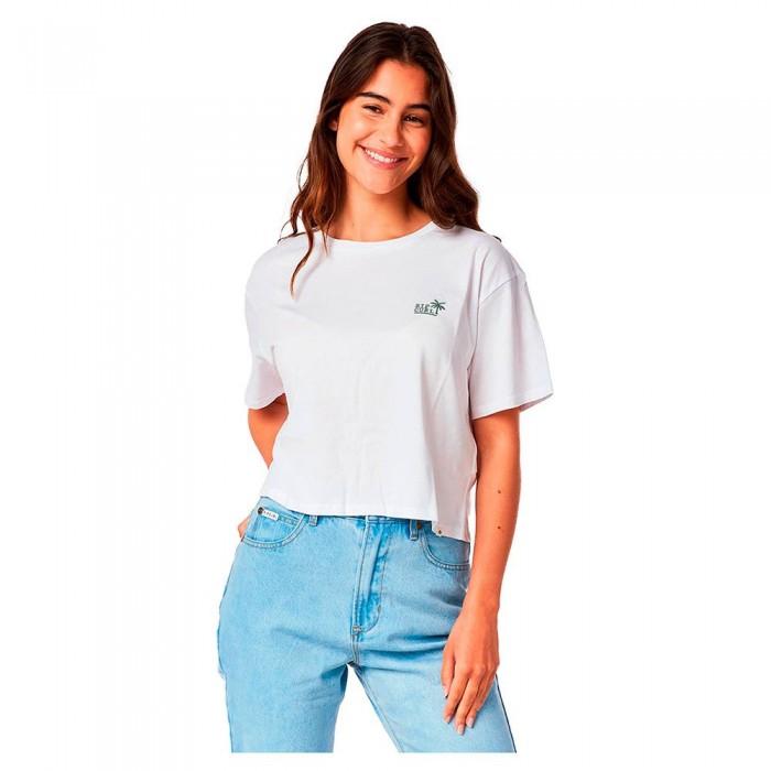[해외]립컬 Salty Crop Short Sleeve T-Shirt 14138045345 White
