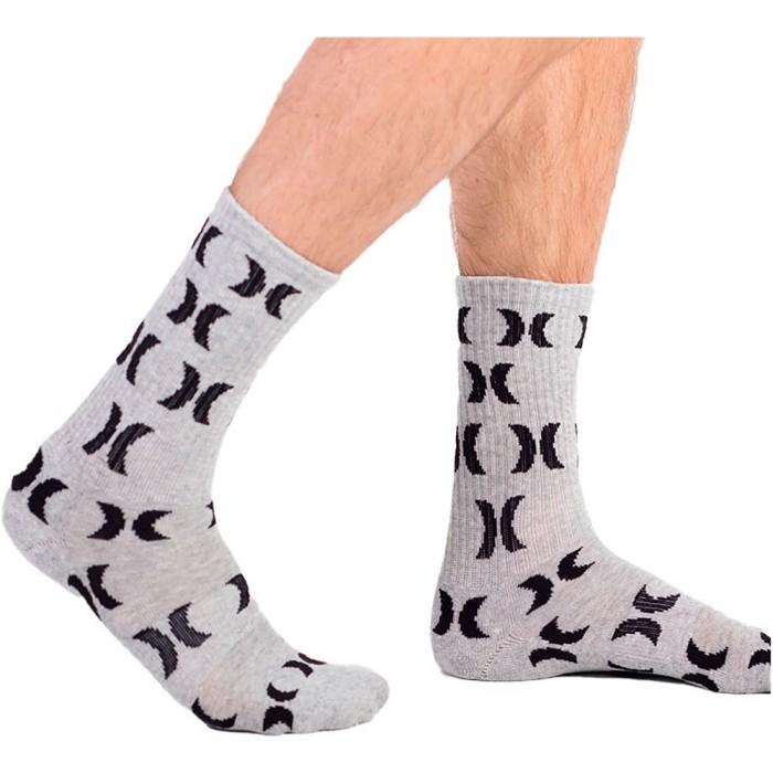 [해외]헐리 Terry Crew 1/2 3 Units Socks 14137983966