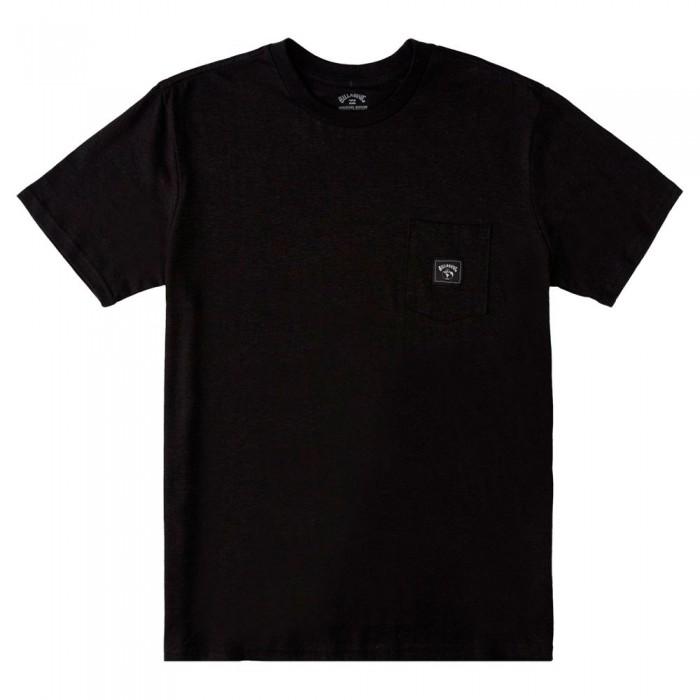 [해외]빌라봉 Sonoma Hemp Pocket Short Sleeve T-Shirt 14138040929 Black