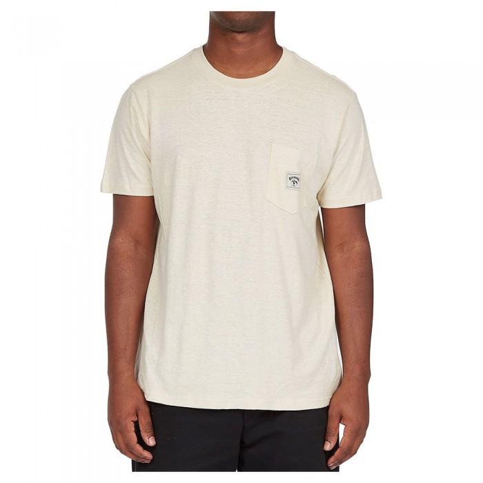 [해외]빌라봉 Sonoma Hemp Pocket Short Sleeve T-Shirt 14138040930 Chino