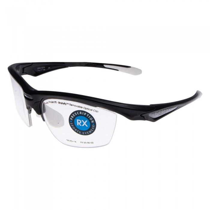 [해외]루디 프로젝트 Stratofly 12137326810 Black Gloss Frame