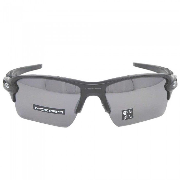 [해외]오클리 Flak 2.0 XL Polarized Prizm 12137804867 Matte Black