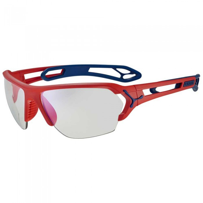 [해외]CEBE S´Track L 12137955957 Matt Red / Blue