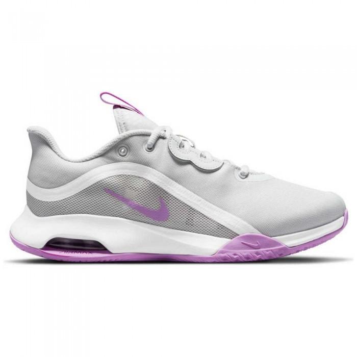 [해외]나이키 Court Air Max Volley 12138030159 Photon Dust / Fuchsia Glow / White