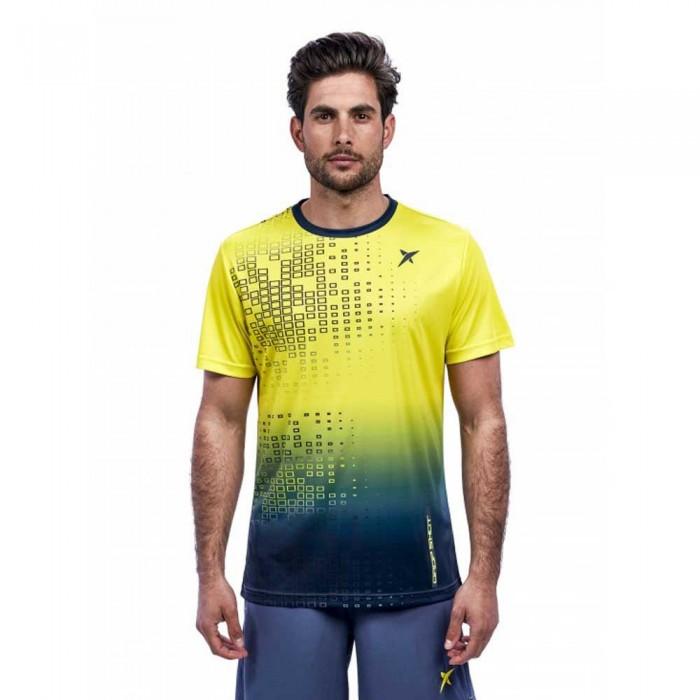 [해외]드롭샷 Heru Short Sleeve T-Shirt 12138093540 Yellow