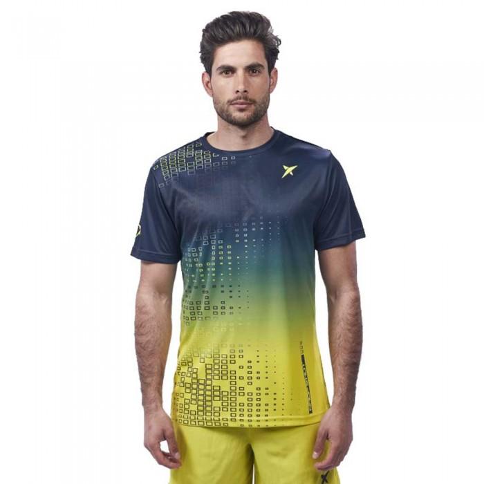 [해외]드롭샷 Heru Short Sleeve T-Shirt 12138093541 Grey