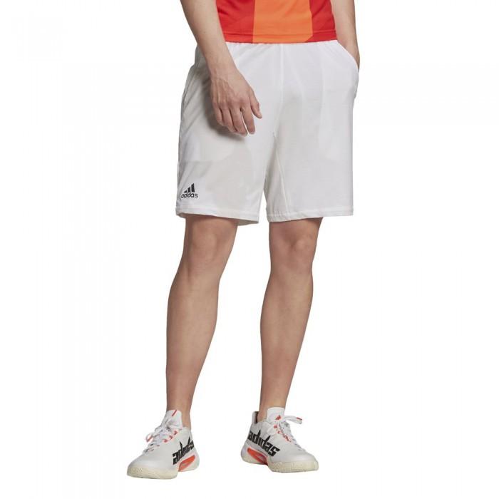 [해외]아디다스 Ergo 9´´ Shorts 12138109194 White / Black