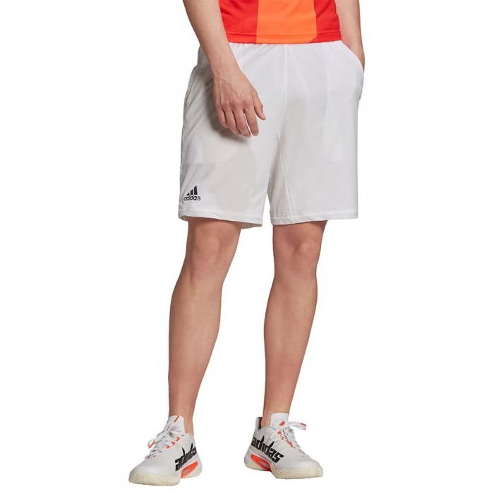 [해외]아디다스 Ergo 7´´ Shorts 12138109195 White / Black