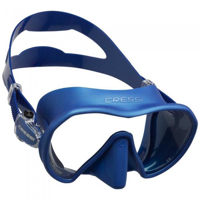 [해외]크레시 Z1 Spearfishing Mask 10138128084 Blue Metal