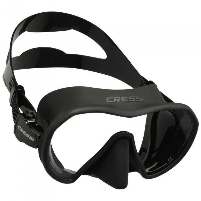 [해외]크레시 Z1 Spearfishing Mask 10138128085 Black