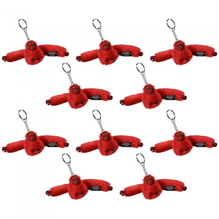 [해외]키플링 Monkey 10 Units 15137929992 Cherry Tonal