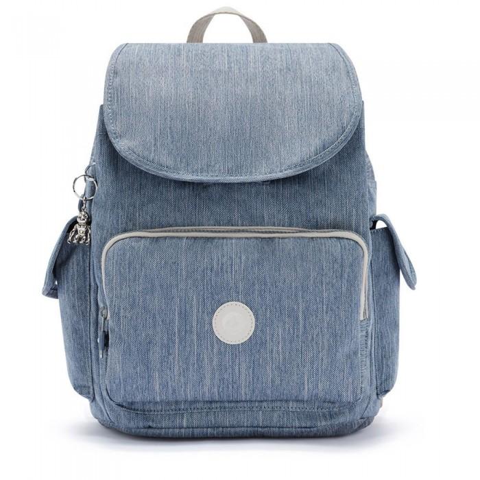 [해외]키플링 City Pack 15138059004 Blue Jeans