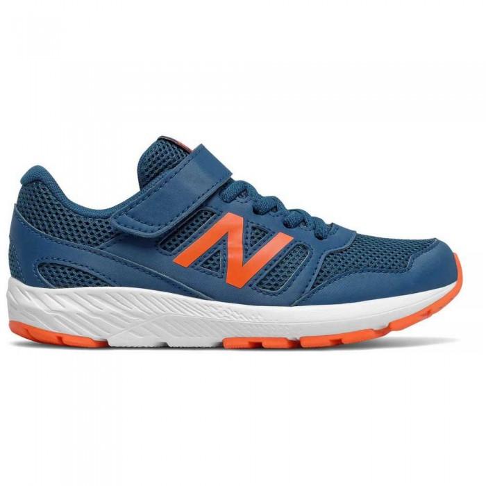 [해외]뉴발란스 570v2 Junior Wide Running Shoes 15137929549 Blue