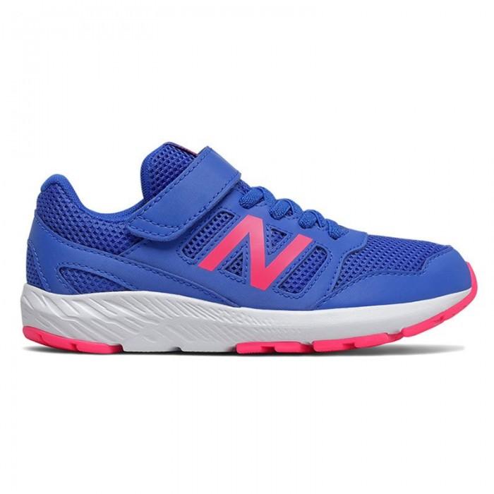 [해외]뉴발란스 570v2 Junior Wide Running Shoes 15137929550 Blue