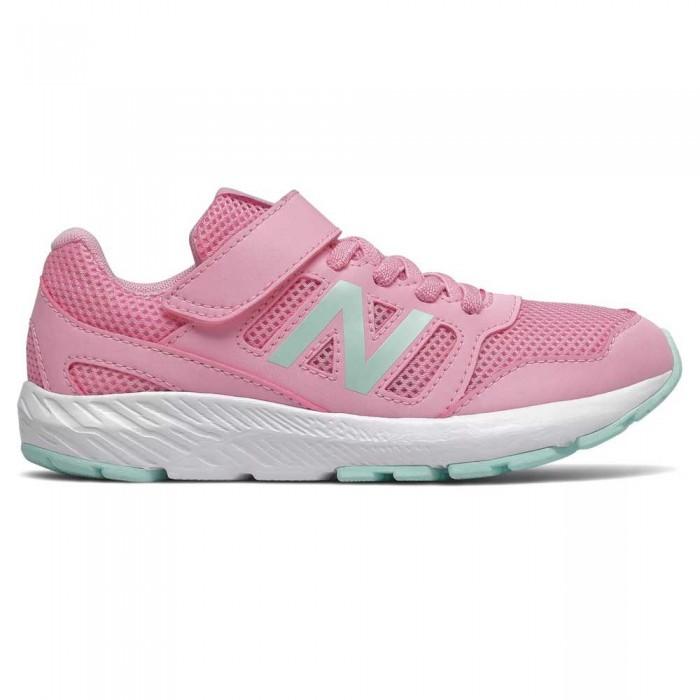 [해외]뉴발란스 570v2 Junior Wide Running Shoes 15137929551 Pink