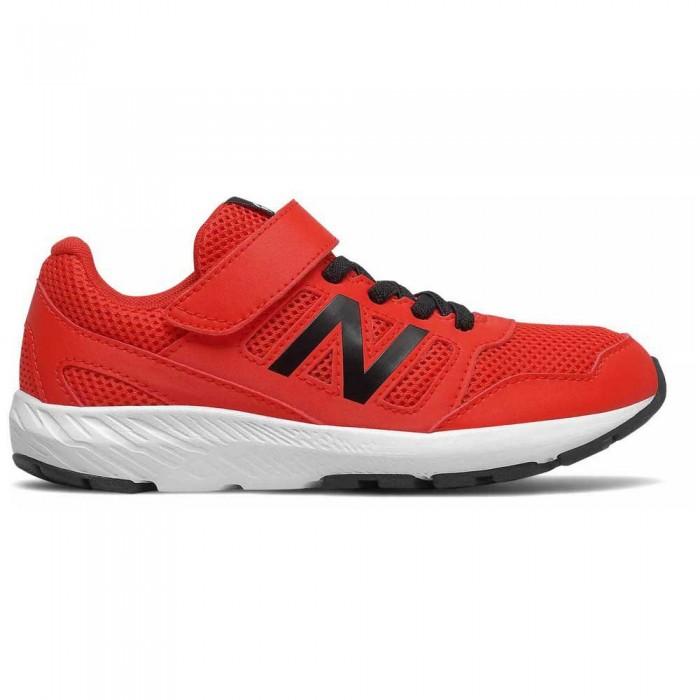 [해외]뉴발란스 570v2 Junior Wide Running Shoes 15137929552 Red