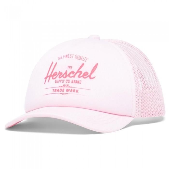 [해외]허쉘 Baby Whaler Mesh 15137718882 Rosewater Pastel / Neon Pink