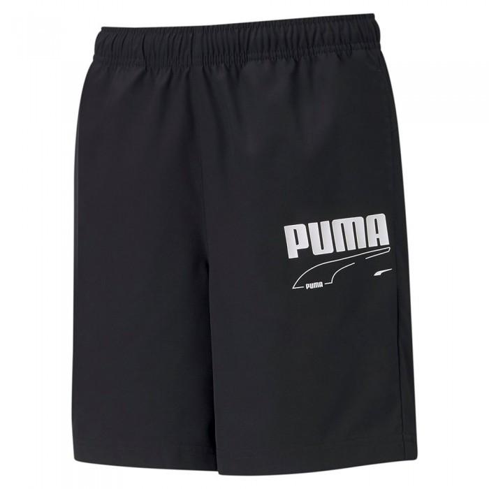 [해외]푸마 Rebel Shorts 15137920829 Puma Black
