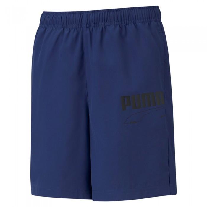 [해외]푸마 Rebel Shorts 15137920830 Elektro Blue
