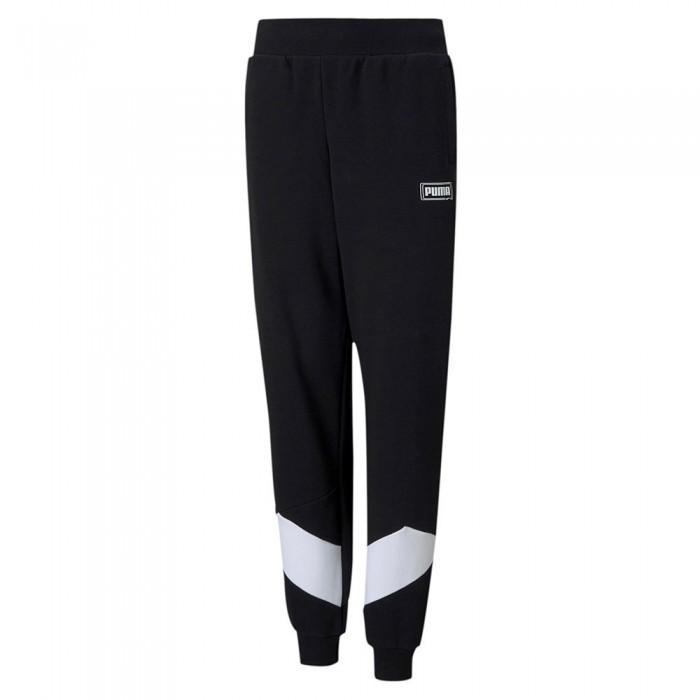[해외]푸마 Rebel Pants 15137920831 Puma Black