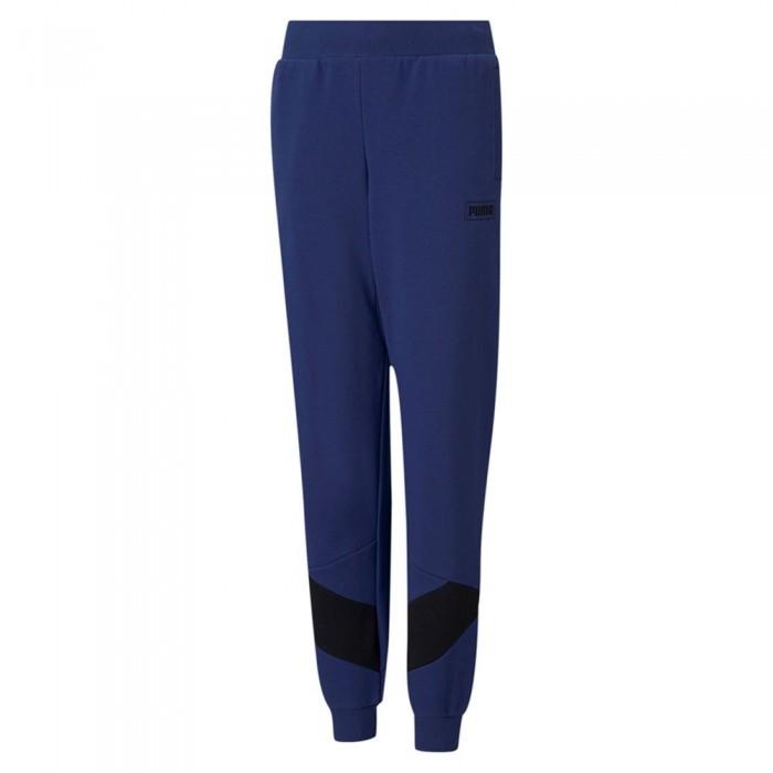 [해외]푸마 Rebel Pants 15137920832 Elektro Blue