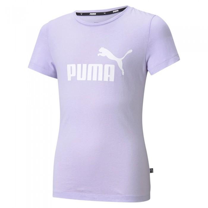 [해외]푸마 Essential Logo Short Sleeve T-Shirt 15137920835 Light Lavender