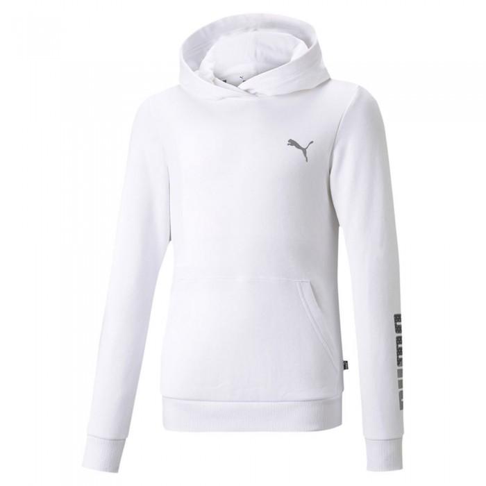 [해외]푸마 Graphic Hoodie 15137920850 Puma White