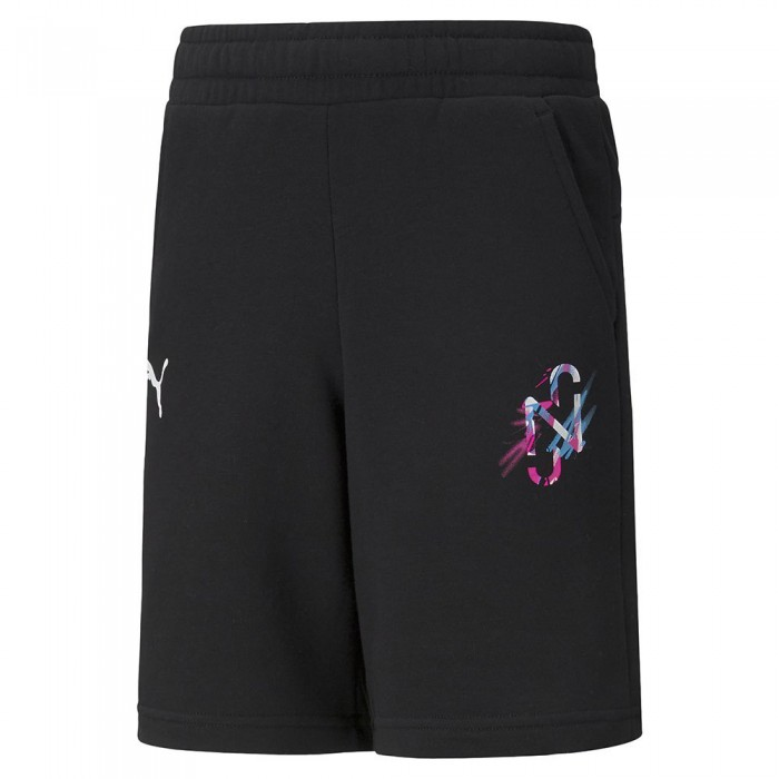 [해외]푸마 Neymar Jr Creativity Short Pants 15137921026 Puma Black