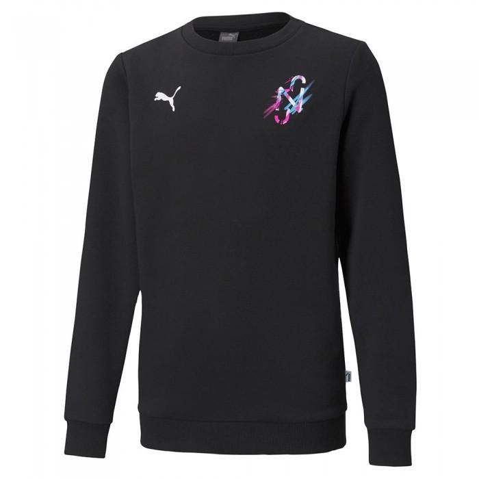 [해외]푸마 Neymar Jr Creativity Crew Sweatshirt 15137921030 Puma Black