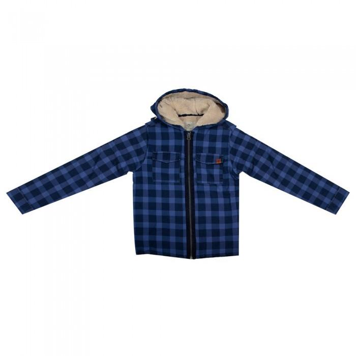 [해외]팀버랜드 Shirt 15137923275 Blue / Navy