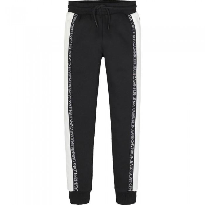 [해외]캘빈클라인 JEANS Colorblock Pants 15137937217 Ck Black