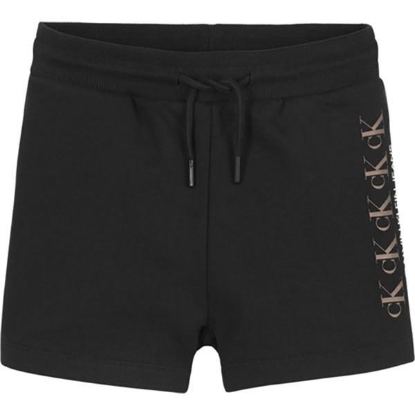 [해외]캘빈클라인 JEANS Repeat Foil Shorts 15137937221 Ck Black
