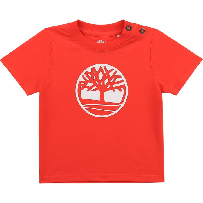 [해외]팀버랜드 T-Shirt Short Sleeve T-Shirt 15138003076 Orange