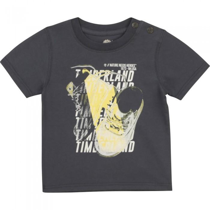 [해외]팀버랜드 T-Shirt Short Sleeve T-Shirt 15138003078 Grey
