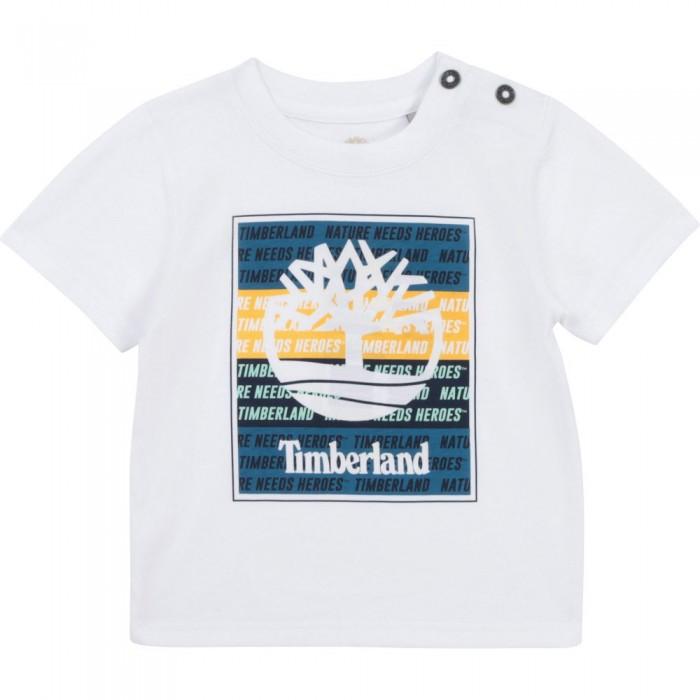 [해외]팀버랜드 T-Shirt Short Sleeve T-Shirt 15138003080 Multicolor