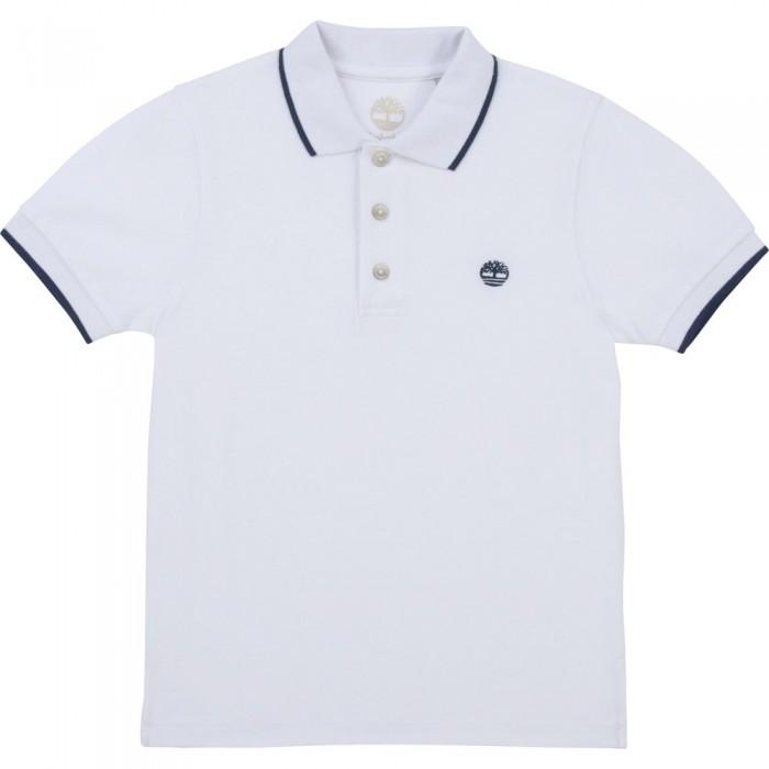 [해외]팀버랜드 Short Sleeve Polo Shirt 15138003122 White