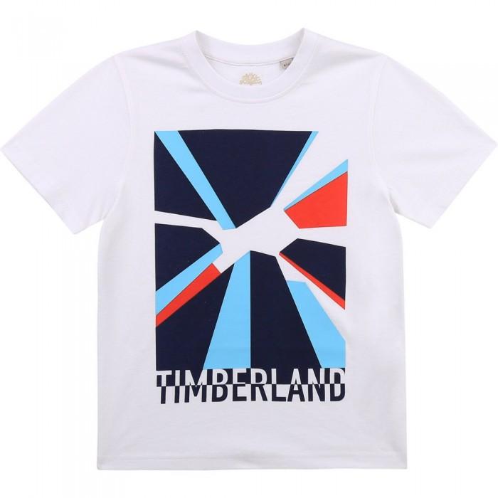 [해외]팀버랜드 T-Shirt Short Sleeve T-Shirt 15138003128 White