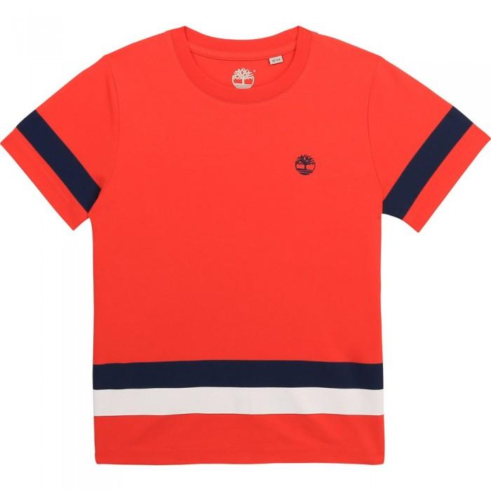 [해외]팀버랜드 T-Shirt Short Sleeve T-Shirt 15138003133 Orange
