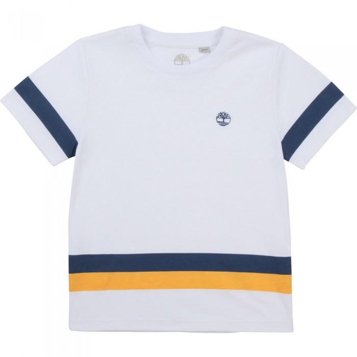 [해외]팀버랜드 T-Shirt Short Sleeve T-Shirt 15138003134 White