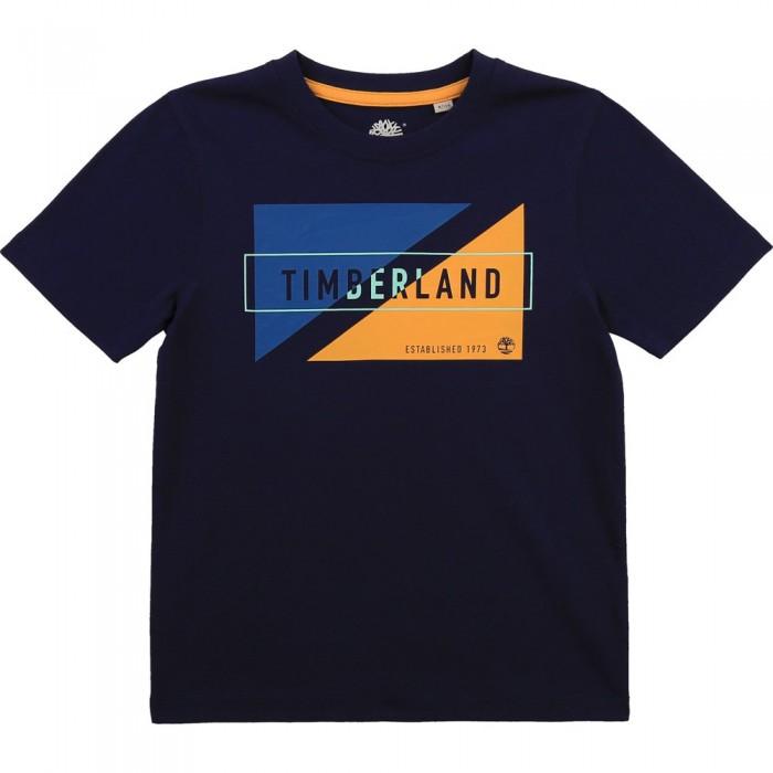 [해외]팀버랜드 T-Shirt Short Sleeve T-Shirt 15138003141 Blue
