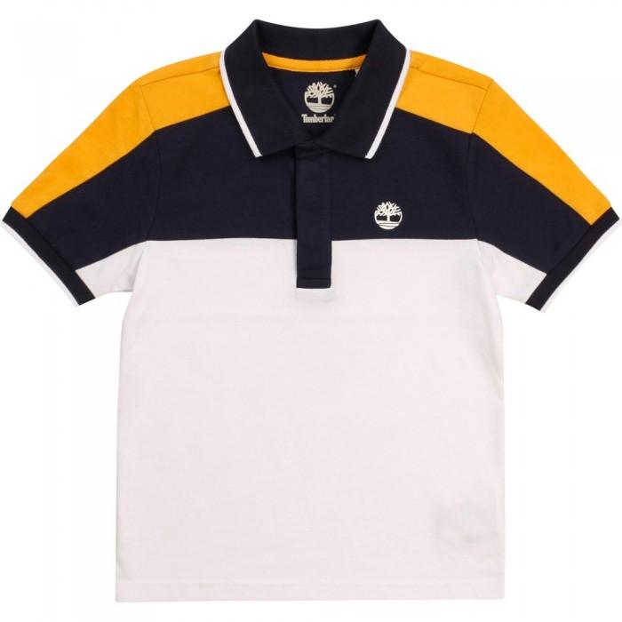 [해외]팀버랜드 Short Sleeve Polo Shirt 15138003143 Yellow