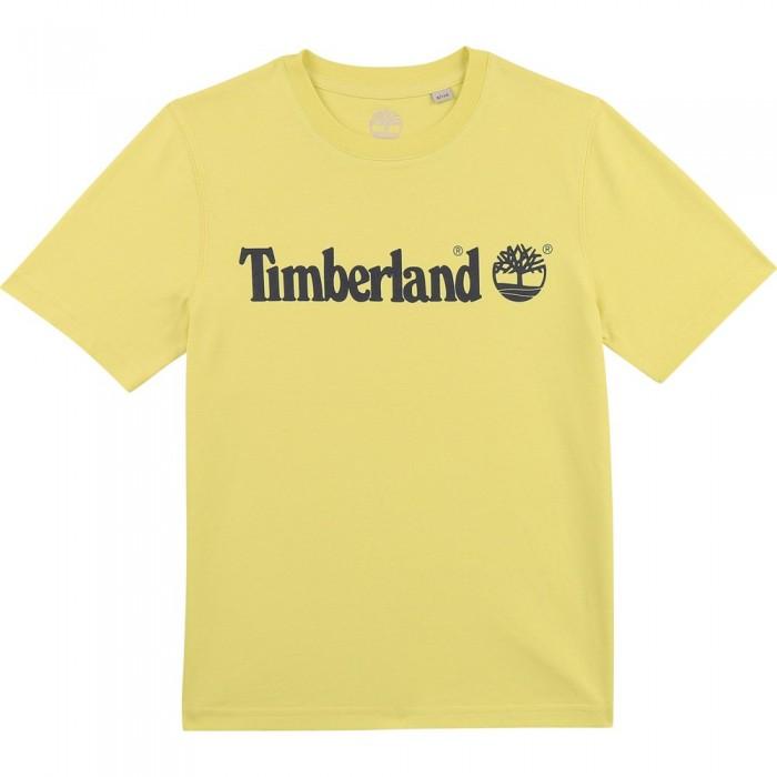 [해외]팀버랜드 T-Shirt Short Sleeve T-Shirt 15138003159 Yellow