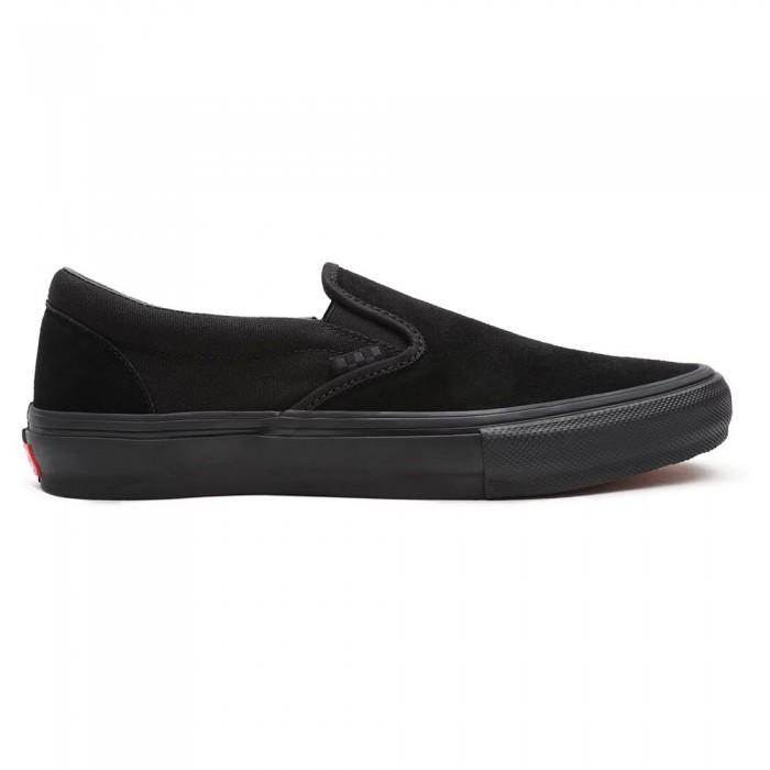 [해외]반스 Skate Slip-On Shoes 14138122175 Black / Black
