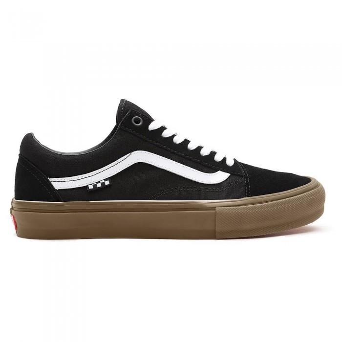[해외]반스 Skate Old 스쿨 Trainers 14138122177 Black / Gum