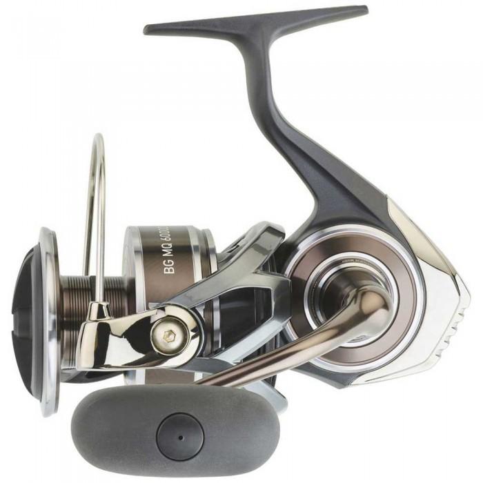 [해외]다이와 BG MQ 2020 Spinning Reel 8137881249 Silver