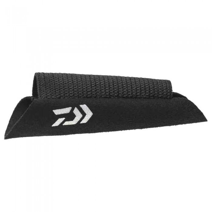 [해외]다이와 N´Zon Wrist Strap Casting Finger Guard Gloves 8137881446 Black