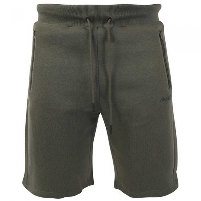 [해외]AVID CARP Short Joggers 8138120510 Dark Green