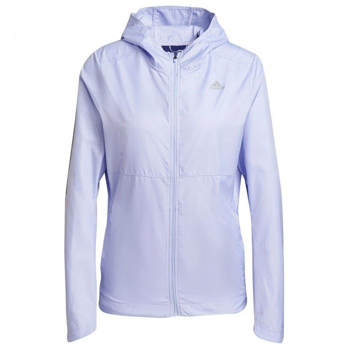 [해외]아디다스 Own The Run Jacket 6138109885 Violet Tone