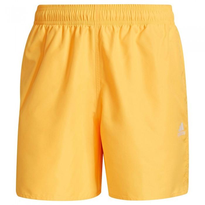 [해외]아디다스 Solid CLX Beach Swimwear 6138108741 Solar Gold