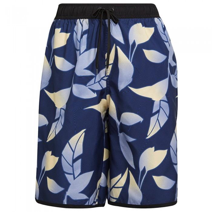 [해외]아디다스 Nature CLX CL Beach Swimwear 6138109049 Victory Blue